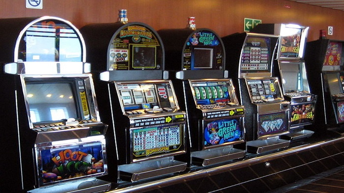 Golden buffalo slots