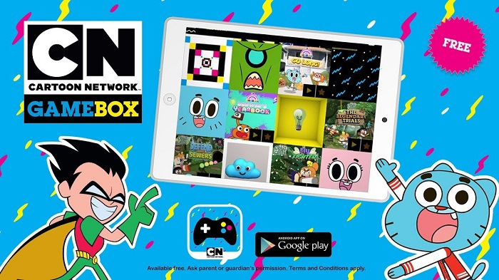Cartoon Network Introduces Cartoon Network Gamebox To Keep Kids Entertained During Quarantine