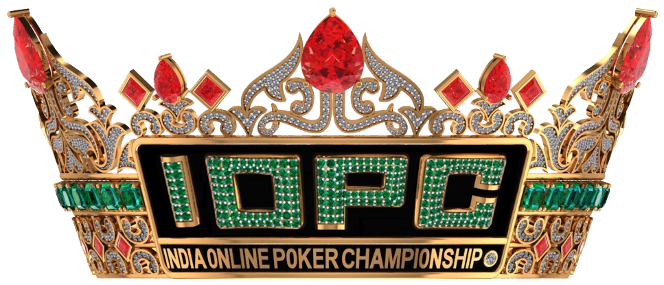 This image has an empty alt attribute; its file name is Crown_India-Online-Poker-Championship-2020.png
