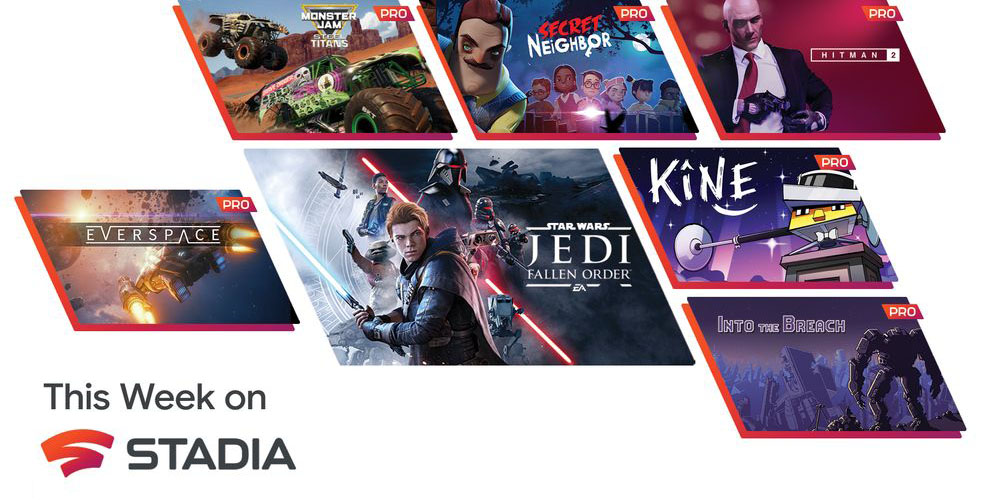 400 new games to arrive on Google Stadia and Stadia Pro to get six new titles - AnimationXpress
