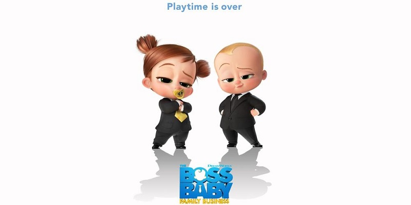 The Boss Baby: Family Business Trailer: Playtime Is Over