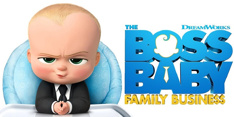 Watch the New Trailer for The Boss Baby 2: Family Business