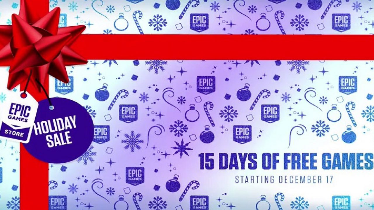 Epic Games is giving away 15 free games for Christmas starting from 17  December - AnimationXpress