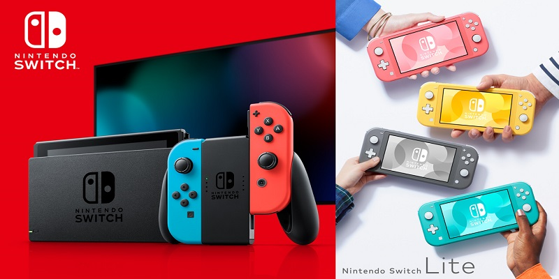 Nintendo Switch Breaks Sales Records As Best-Selling Console In November 2020