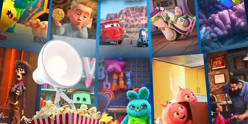 Pixar Brings New Shorts to Disney Plus This Month