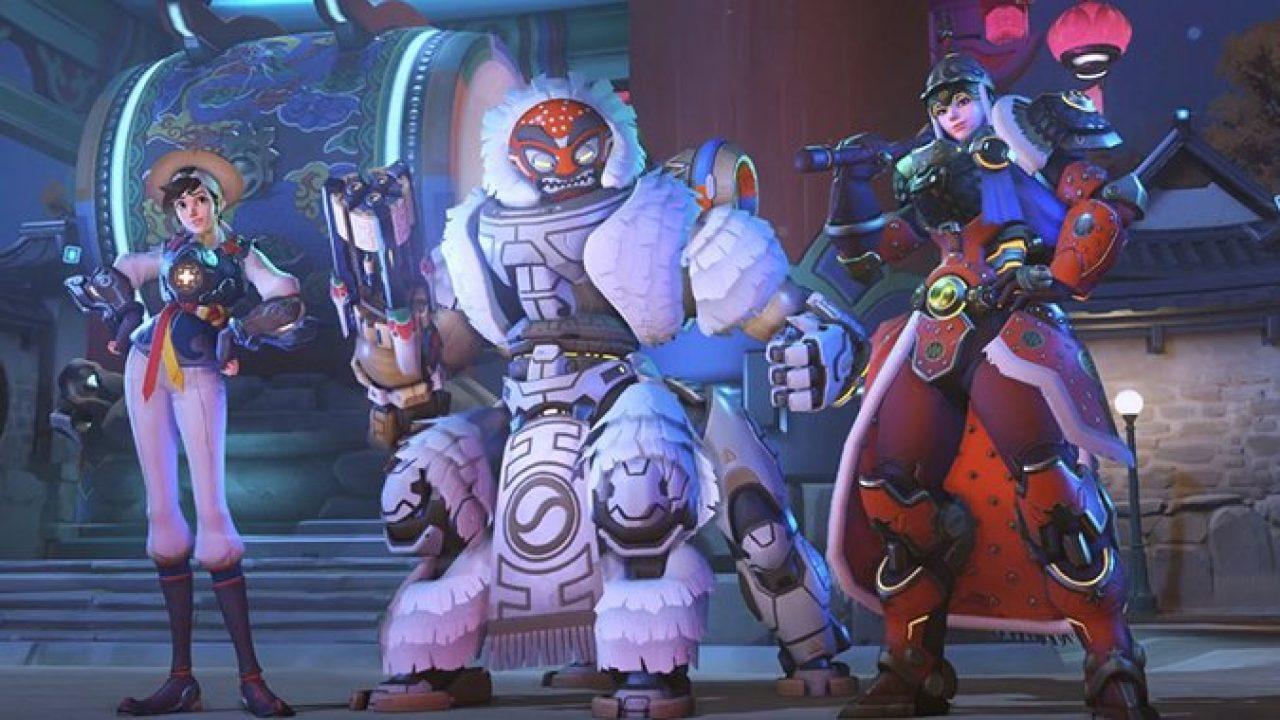 Overwatch Lunar Event 2021 Features A Brand New Bounty Hunter Mode Animationxpress