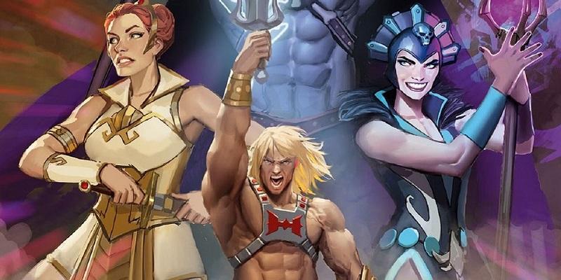 Comic-Con 2021 - Masters of the Universe